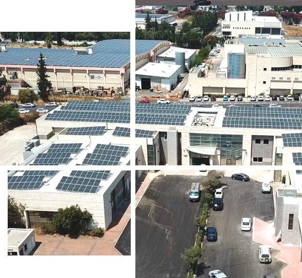השכרת גג ביתי למערכת סולארית מסחרית