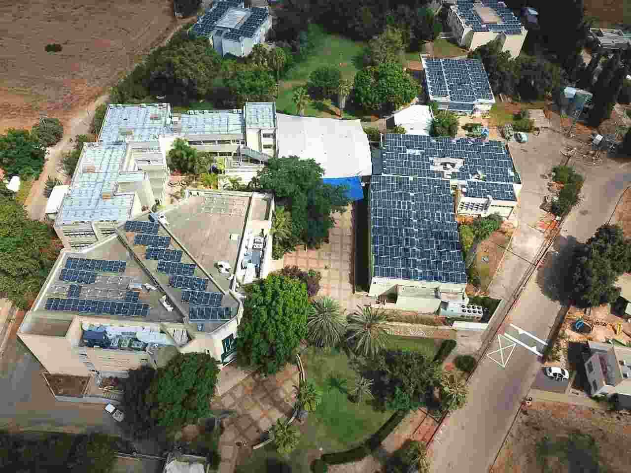 התקנת מערכות סולאריות - כפר פינס