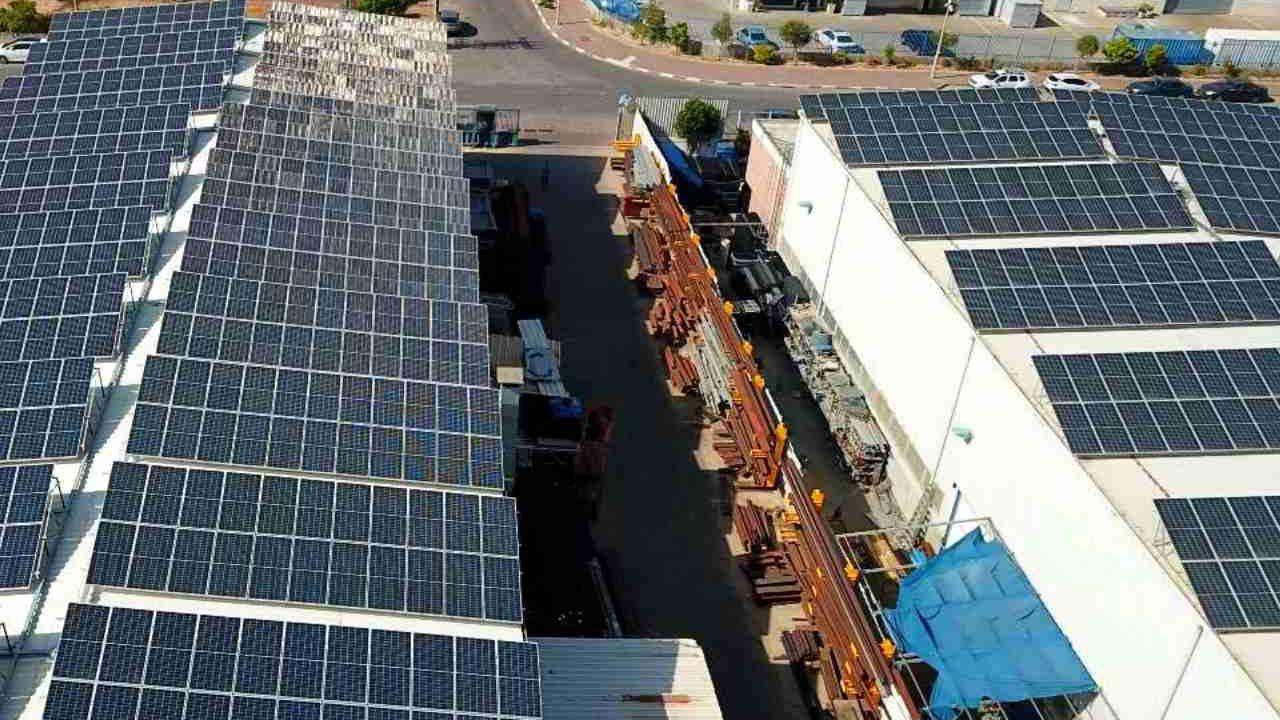 התקנת מערכת סולארית אשקלון