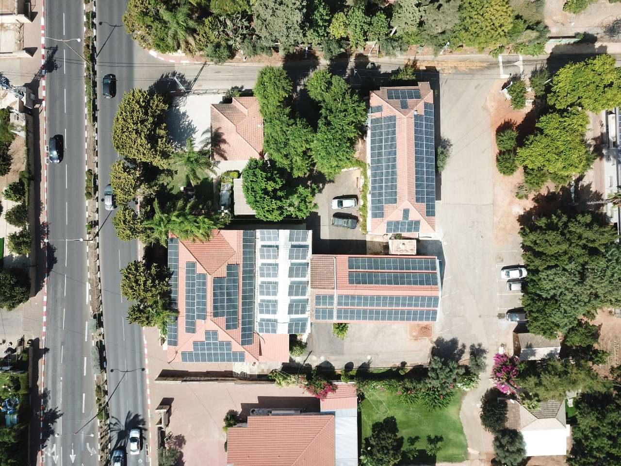 שותפות במערכת סולארית